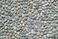 Legt de steenmuur in Stock Afbeeldingen