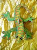 Leguanen royaltyfri bild