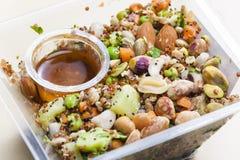 Legume salad Stock Photos