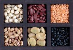 legumes коробки Стоковая Фотография