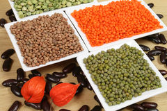 Legumes Royalty Free Stock Photography