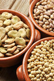 Legumes detail Stock Image