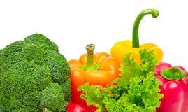 legumes frescos da coleção Fotos de Stock