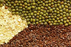 Legumes good for menopause Royalty Free Stock Photography