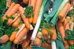 Legumes misturados Fotografia de Stock