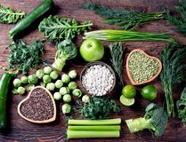 Legumes misturados, leguminosa Fotos de Stock