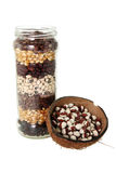Legumes mixture Royalty Free Stock Photo