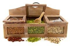 legumes półki sklep Obraz Stock