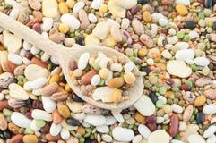 Legumes soup Royalty Free Stock Photo