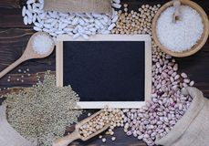 Legumes. Royalty Free Stock Images