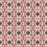 Leguminosae flower seamless Royalty Free Stock Images