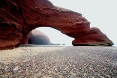Legzira Beach Royalty Free Stock Image