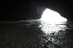 Legzira kamienia łuki, Atlantycki ocean Obraz Royalty Free