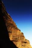 Legzira stone arches, Sidi Ifni, Souss-Massa-Draa, Morocco Stock Photos