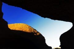 Legzira stone arches, Sidi Ifni, Souss-Massa-Draa, Morocco Royalty Free Stock Image