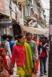 LEH, ÍNDIA 4 DE SETEMBRO: Ladakh People4, 2011 em Leh, Índia Em Imagens de Stock Royalty Free