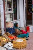 LEH, ÍNDIA 3 DE SETEMBRO: Ladakh People3, 2011 em Leh, Índia Em Foto de Stock Royalty Free