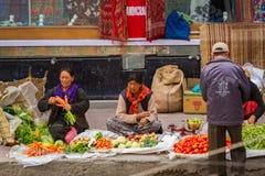 LEH, ÍNDIA 3 DE SETEMBRO: Ladakh People3, 2011 em Leh, Índia Em Fotos de Stock Royalty Free