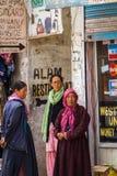 LEH, ÍNDIA 4 DE SETEMBRO: Ladakh People4, 2011 em Leh, Índia Em Fotografia de Stock
