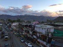 Leh City Royalty Free Stock Photo