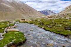 Leh district, India. Landscape around Leh district in Ladakh, India Royalty Free Stock Photos