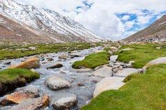 Leh district, India. Landscape around Leh district in Ladakh, India Stock Photography