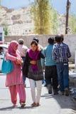 LEH, INDE 3 SEPTEMBRE : Ladakh People3, 2011 dans Leh, Inde Dans Photo stock