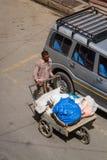 LEH, INDE 4 SEPTEMBRE : Ladakh People4, 2011 dans Leh, Inde Dans Images libres de droits