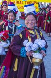 The Ladakh festival 2017 Stock Images