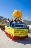 The Ladakh festival 2017 Stock Photo