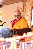 LEH, LA INDIA - 5 DE AGOSTO DE 2012: Su santidad el 14to Imagenes de archivo