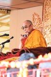 LEH, la INDIA 5 de agosto de 2012 - su santidad el 14to Fotografía de archivo libre de regalías