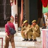 LEH, LA INDIA 4 DE SEPTIEMBRE: Ladakh People4, 2011 en Leh, la India En Imagenes de archivo