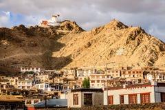 Leh, Ladakh, Индия Стоковые Изображения RF
