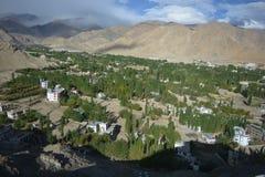 Leh, Ladakh Fotografia Stock Libera da Diritti