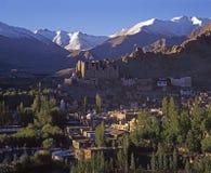 Leh, Ladakh lizenzfreie stockfotografie