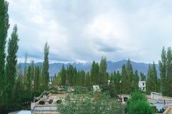 Leh Ladakh Fotografia Stock