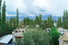 Leh Ladakh Zdjęcie Royalty Free