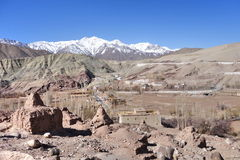 Leh, Ladakh Stock Photography