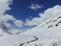 Leh-Ladakh autostrada Zdjęcie Royalty Free