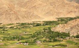 Leh, Ladakh, India. Beautiful scenic view in Leh, Ladakh, India Stock Images