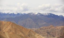 Leh, Ladakh, India. Beautiful scenic view in Leh, Ladakh, India Royalty Free Stock Image