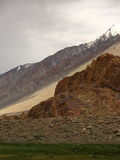 Leh, Ladakh, India. Beautiful scenic view in Leh, Ladakh, India Royalty Free Stock Photos