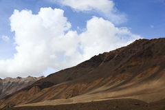 Leh, Ladakh, India. Beautiful scenic view in Leh, Ladakh, India Stock Image