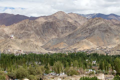 Leh, Ladakh, India Royalty Free Stock Images