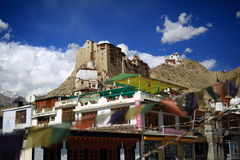 Leh, Ladakh, India Royalty Free Stock Photography