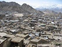 Leh Ladakh, Indien Arkivfoton