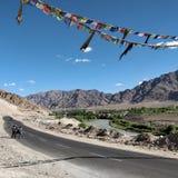 Leh-Ladakh, la India imagen de archivo libre de regalías