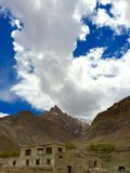 Leh Ladakh Landscape Royalty Free Stock Photo