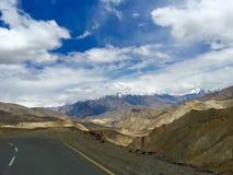 Leh Ladakh Landscape Stock Image